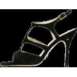 Madame Pivot tango shoes - RAMONA - Camoscio nero