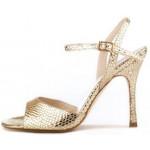 Chanel - Camoscio oro