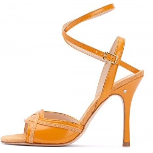 CARRIE Pelle arancione
