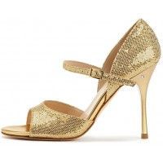 GLORIA - Pizzo/Glitter Oro