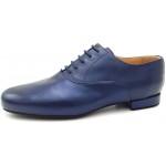 FRANCESINA - Blue Pearlised Leather