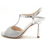 FEDRA -Silver glitter/Mirror