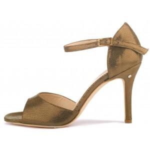CLASSICO - Pelle tejus bronzo
