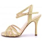 NADINE - Gold glitter